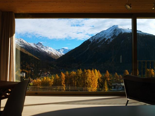 Ausstellung Wohn Raum Alpen