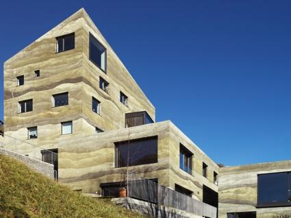 Ausstellung Wohn Raum Alpen Wohnbau
