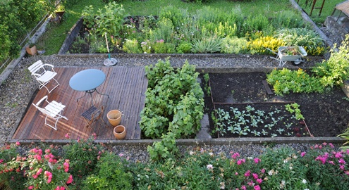 Garten Nutzen Ziehen: Ausstellung