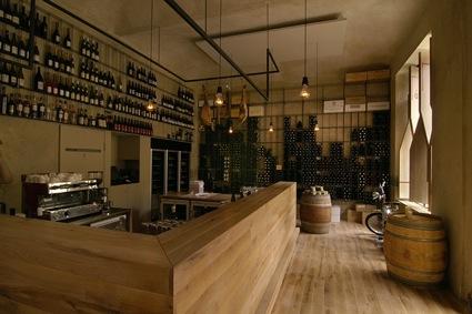 ueberland.04.aulik  Guter Wein in guter Atmosphäre