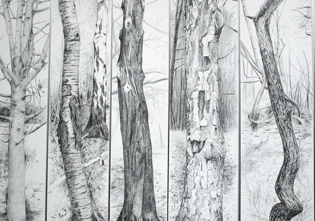 ueberland.mosbacher Der Wald kommt in den Krongarten