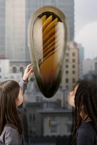 ueberland02.urban .beehive1 Die Honigbiene für zu Haus