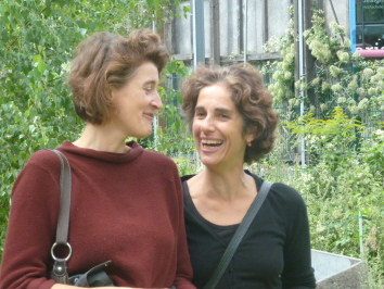 Prinzessinnengarten und Jessica Beer