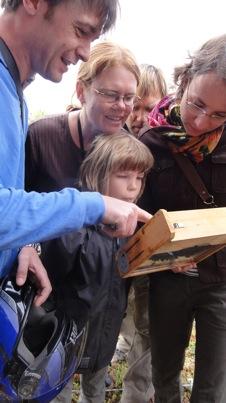 Berlin summt mit Kinder-Workshop