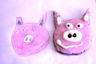 Lebkuchenrezept Schweine über_Land