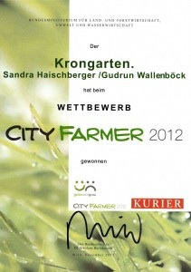City Farmer 2012