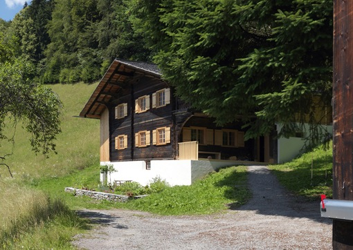 Constructive Alps Wohnhaus Brugger Bartholomaehberg