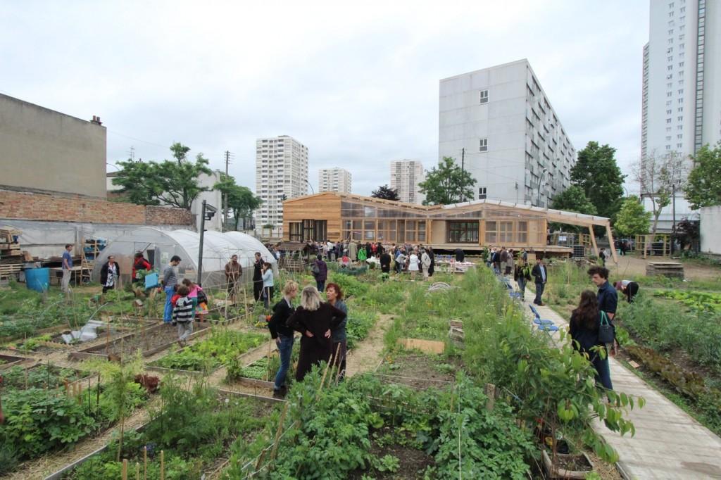 urbane landwirtschaft agrocit in paris ber land. Black Bedroom Furniture Sets. Home Design Ideas