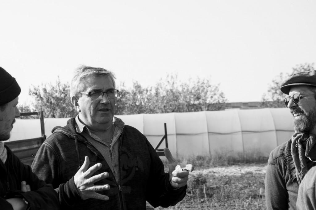 Innovativer Reisbauer Erich Leyrer