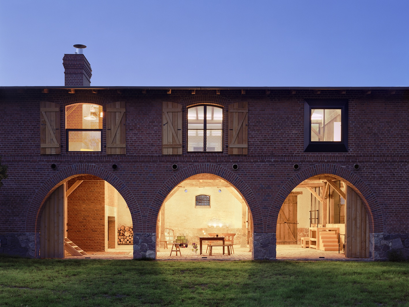 Kuhstall wird bestes Haus 2016