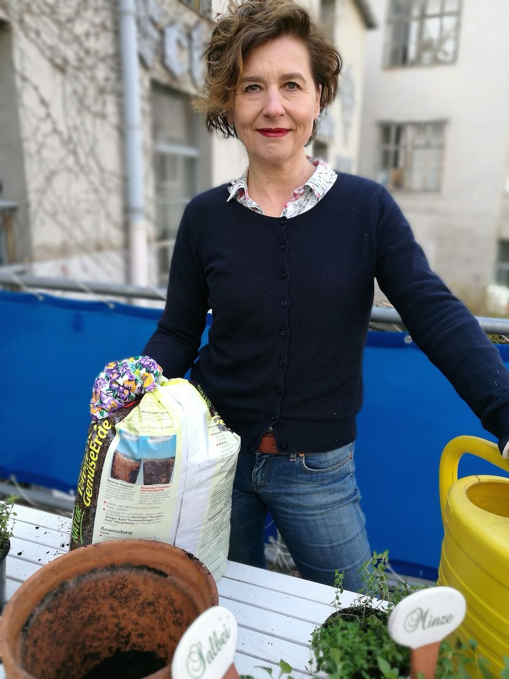 Überländerin Barbara Kanzian im Porträt