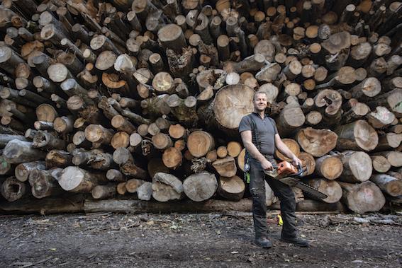 Energielandwirt Tobias Ilg