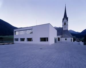 Gemeindezentrum Kals Architekten Schneider und Lengauer