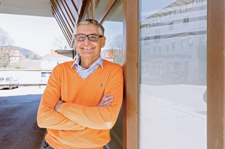 Trofaiach - Gemeinde mit Zukunft, Der Kümmerer Erich Biberich