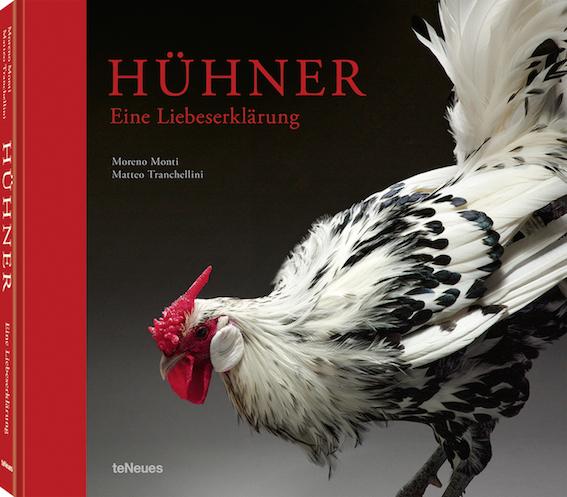 Liebeserklärung an Hühner; Cover