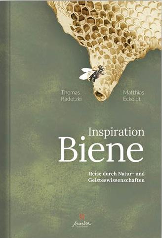 Weltbienentag Inspiration Biene Cover