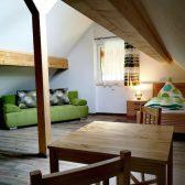 Schweizermichelhof-Wohnzimmer-Ferienwohnung
